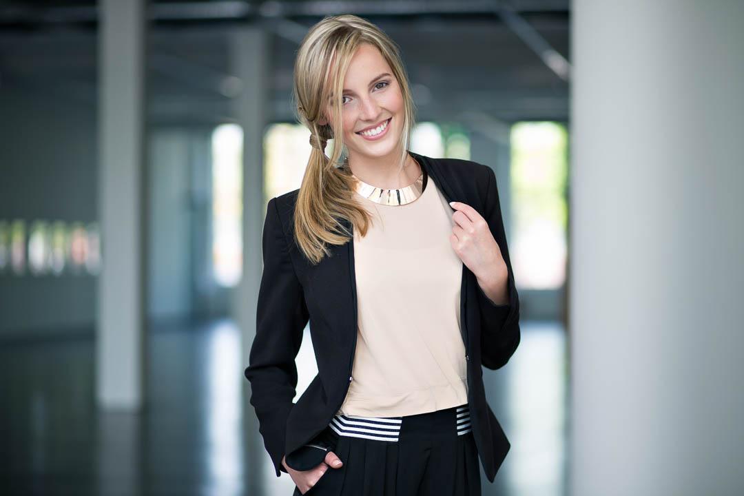 Businessportraits mit Lea