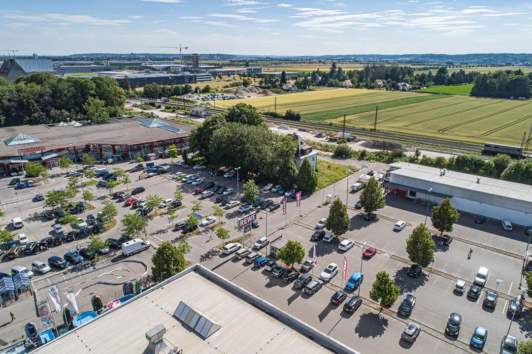 Luftaufnahme Hery Park