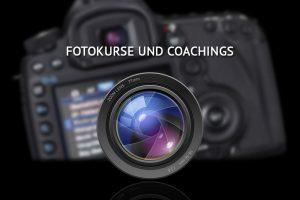 Fotokurse und Coachings