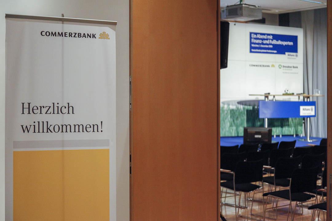 Eventfotos Commerzbank