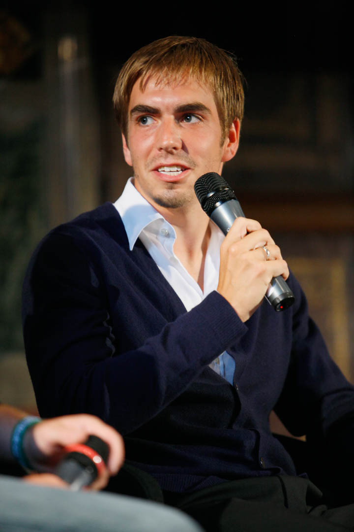 Eventfoto Philipp-Lahm-Stiftung