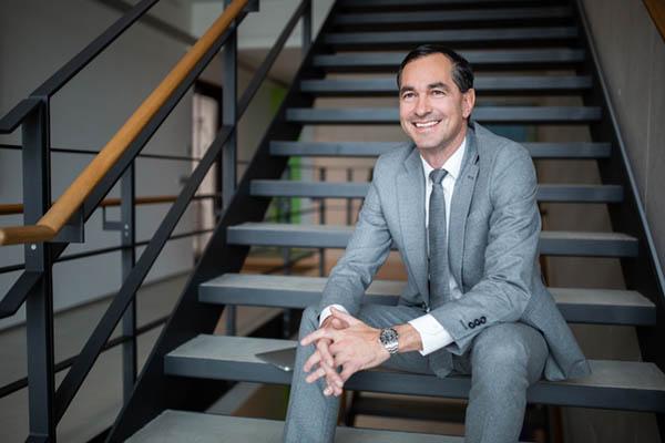 Businessportrait Martin Eberhard